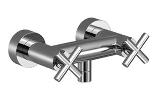 DornBracht Shower mixer for wall-mounted installation - platinum