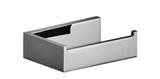 Closetrolhouder zonder klep - Dark Platinum matt 83500780-99 Dornbracht