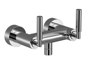 DornBracht Shower mixer for wall-mounted installation - polished chrome