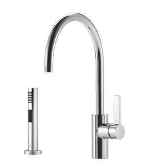 Amazing Tara Ultra Design Kitchen Faucets By Dornbracht Home Interior And Landscaping Ponolsignezvosmurscom