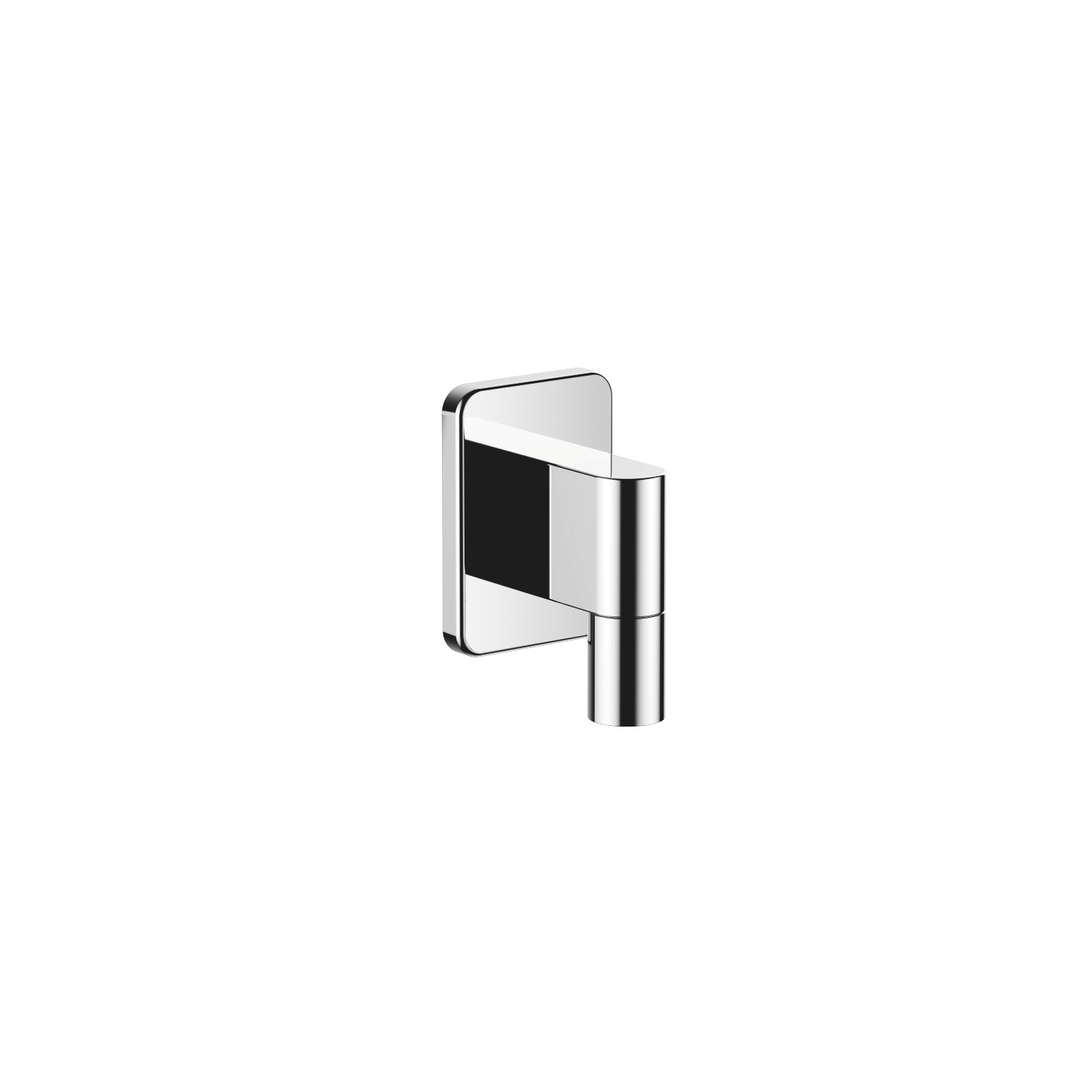 Wall elbow - polished chrome 28 450 710-00 Dornbracht