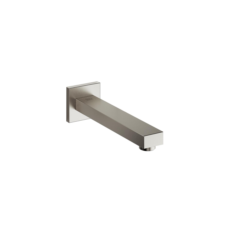 Lavatory spout, wall-mounted without drain - platinum matte 13 800 980-06 0010 Dornbracht