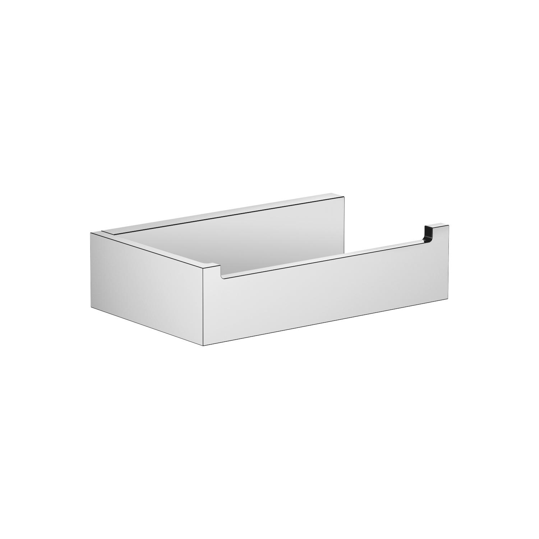 Tissue holder without cover - polished chrome 83 500 780-00 Dornbracht