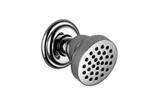Body spray without volume control - Brushed Durabrass 28518360-28 Dornbracht