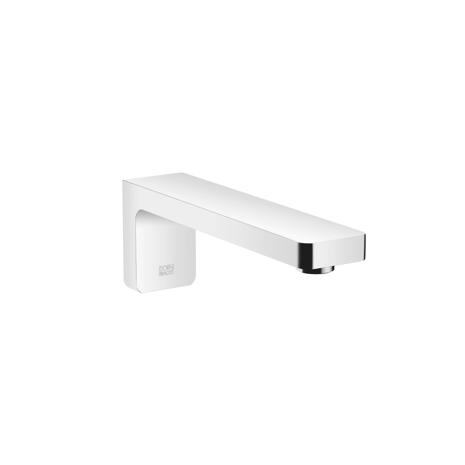 Tub spout for wall-mounted installation - polished chrome 13 801 710-00 Dornbracht