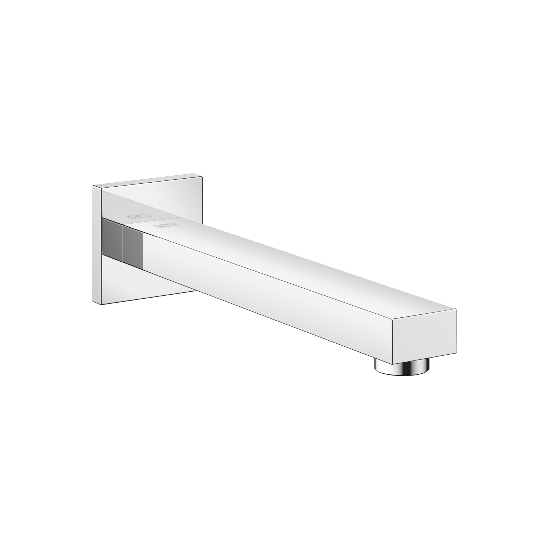 Lavatory spout, wall-mounted without drain - polished chrome 13 805 980-00 Dornbracht